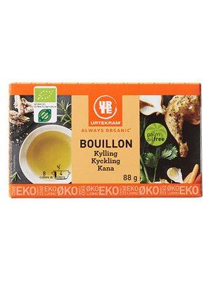 Bouillon kylling Ø 8 stk a 11 g