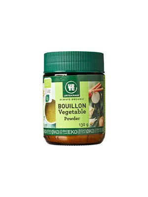 Bouillon pulver grøntsag Ø  130g