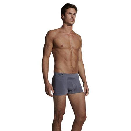 Boxer shorts grå str. L