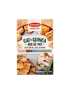 Brødmix oat & quinoa