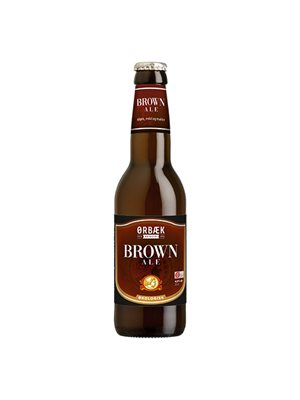 Brown Ale øl 5,8% alc.vol. Ø