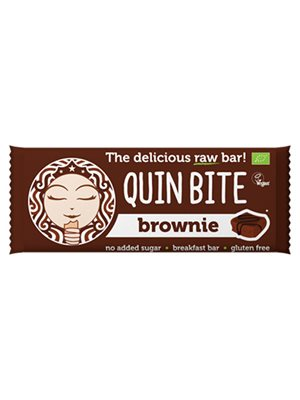 Brownie bar Ø - Quin Bite
