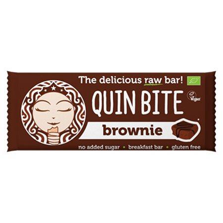 Brownie bar Ø - Quin Bite