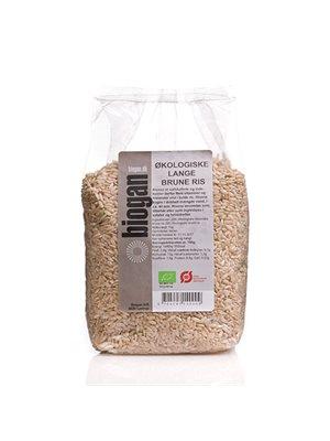 Brune ris lange Ø