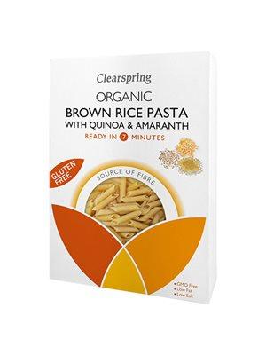 Brune ris penne m quinoa & amaranth Ø