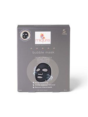 Bubble mask 5 stk