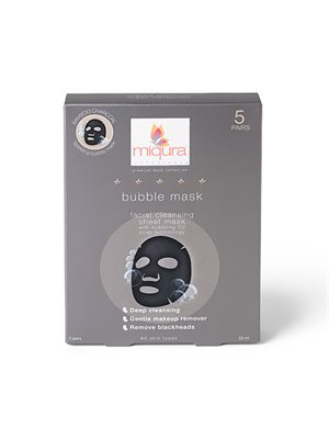 Bubble mask 5 stk