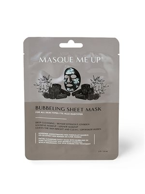 Bubbling Sheet Mask
