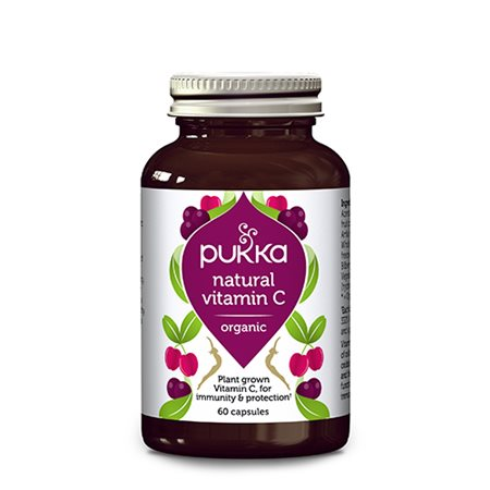 C-vitamin Natural Ø Pukka