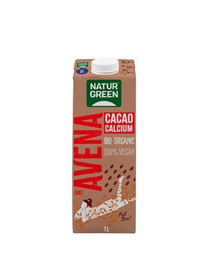 Cacao havredrik NaturGreen Ø m. calsium