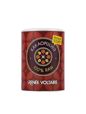 Cacao pulver Raw food Ø Renée Voltaire