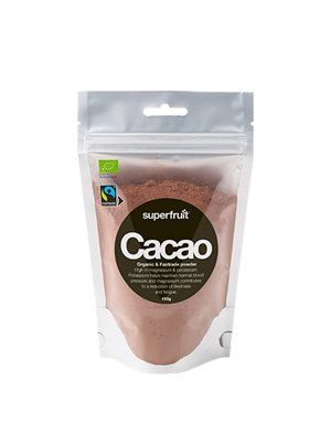 Cacao pulver raw Ø Superfruit