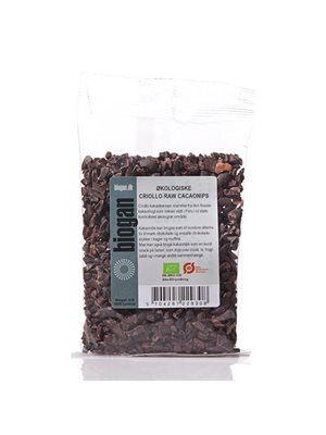 Cacaonips Criollo raw Ø
