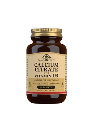 Calcium Citrate+D3