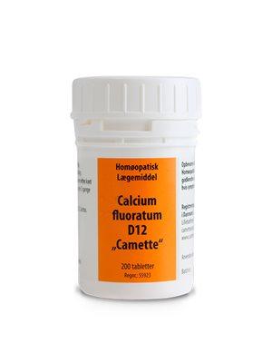 Calcium flour. D12 Cellesalt 1