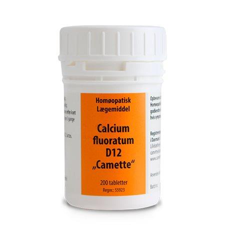 Calcium fluor. D12 Cellesalt 1