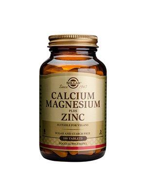 Calcium magnesium +Zink