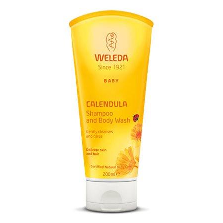 Calendula Shampoo & Body  Wash Weleda