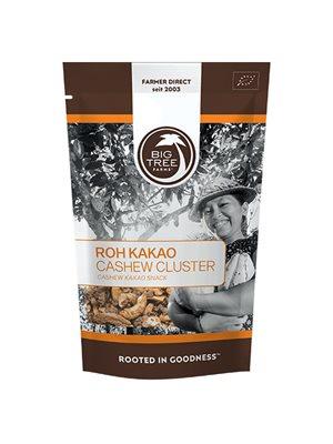Cashew kakao cluster raw Ø