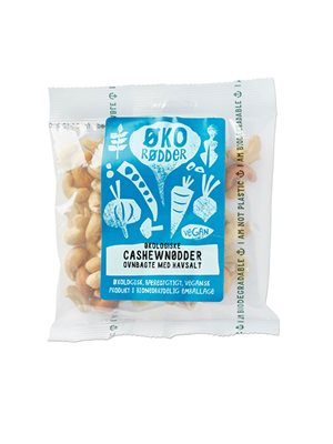 Cashewnødder m. Havsalt Ø