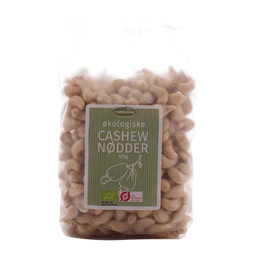 Spis Økologisk Cashewnødder Ø