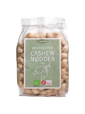 Cashewnødder Ø Spis Økologisk