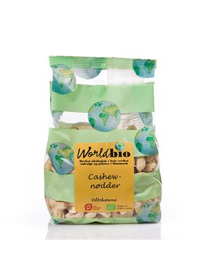 Cashewnødder Ø World Bio