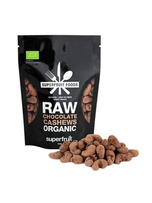 Cashews Raw Chocolate Ø Superfruit