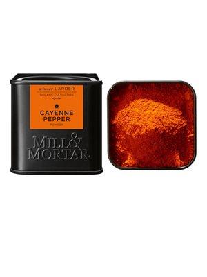 Cayenne peber stødt Ø Mill & Mortar