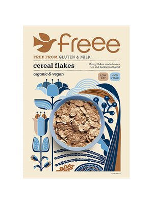 Cereal Flakes gl.fri Doves Ø