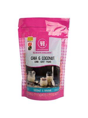 Chia & Coconut grød Ø