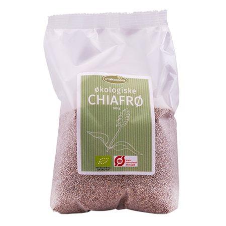 Chiafrø hvide Ø Spis ØKOlogisk