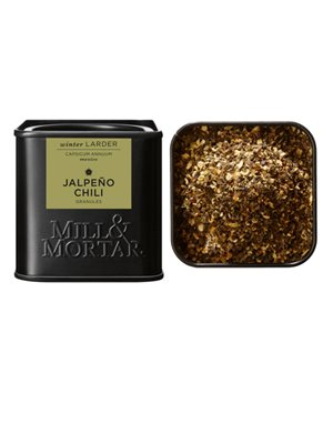 Chiliflager Jalapeño Mill & Mortar