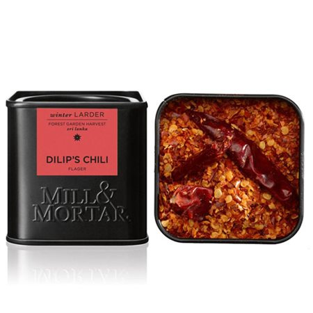 Chilli flager Dilips Ø Mill & Mortar