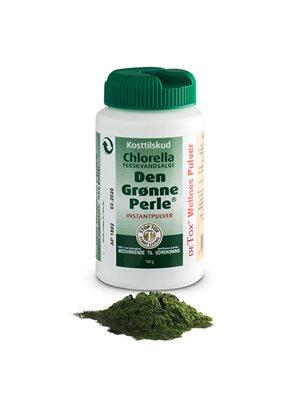 Chlorella Den grønne perle Ø instant