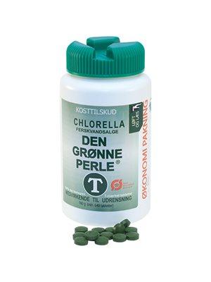 Chlorella Den grønne perle Ø