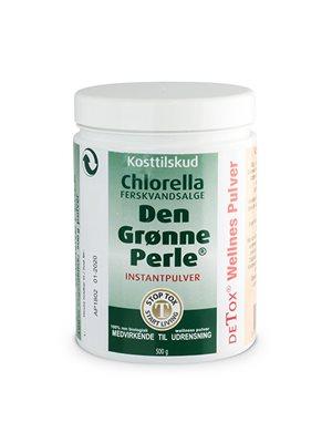 Chlorella Instant pulver