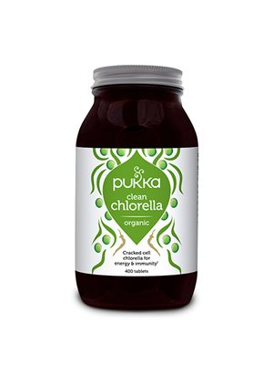 Chlorella Ø Pukka
