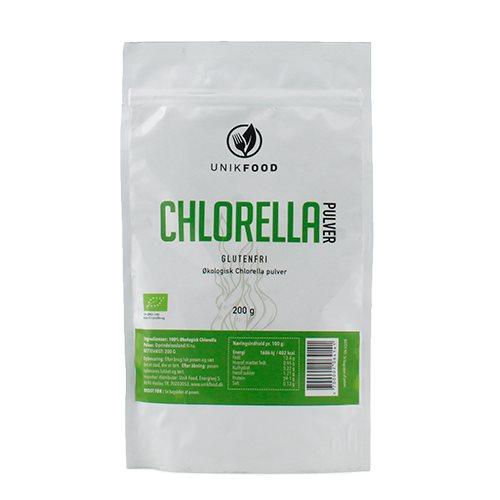Diet-food Chlorella Pulver Ø