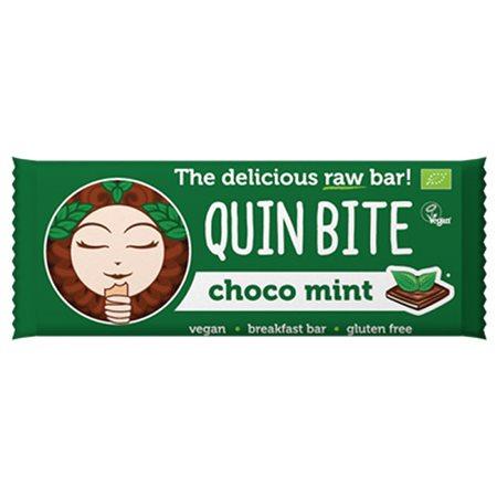 Choco Mint bar Ø - Quin Bite