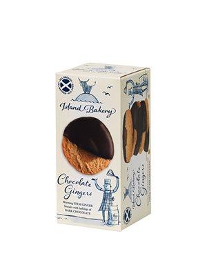 Chocolate gingers cookies Ø
