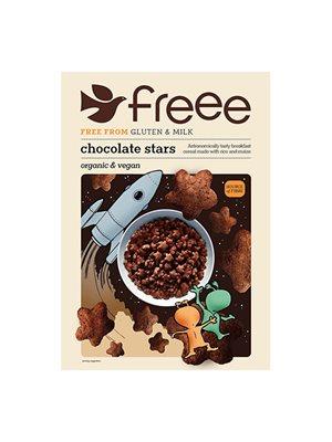 Chocolate Stars m. choko.  gl.fri Doves Ø