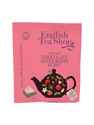 Chocolate Super Berry Burst Ø  tea - 50 breve