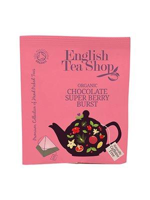 Chocolate Super Berry Burst Ø  tea - 50 breve