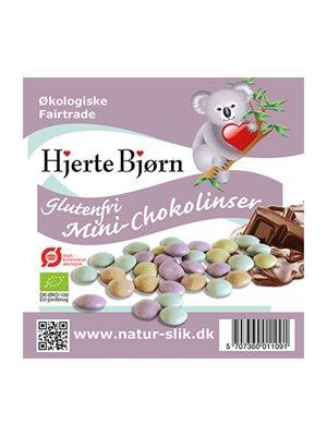 Choko linser mini glutenfri Ø