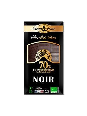 Chokolade 70% mørk Ø