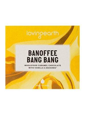 Chokolade Banoffee Bang Bang Ø Loving Earth