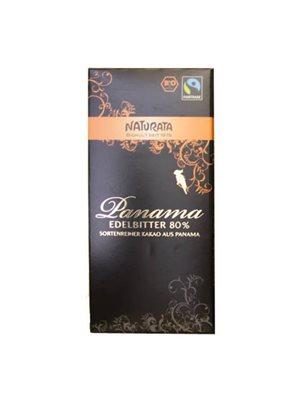 Chokolade bitter 80% Ø  Naturata Fairtrade