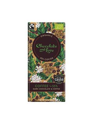 Chokolade Coffee 55% Ø