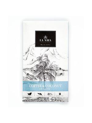 Chokolade - Kaffe & Kokos Ø La Naya